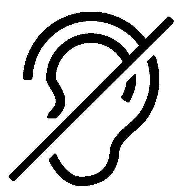 Höranlage vorhanden