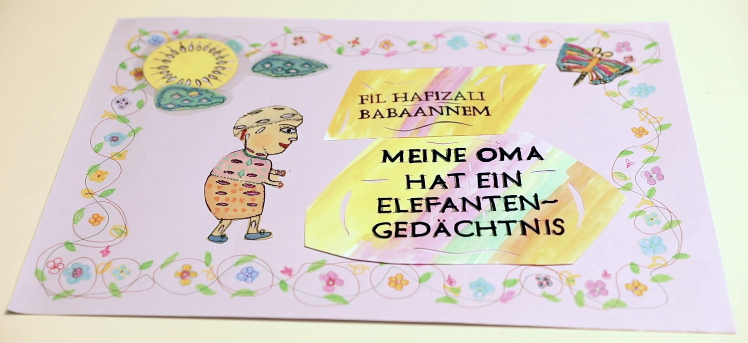 »Meine Oma hat ein Elefantengedächtnis!« »Fil Hafizali Babaannem«