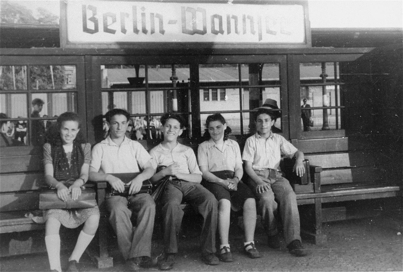 »Unser Leben« Berlin als Zufluchtsstadt für jüdische Displaced Persons nach 1945