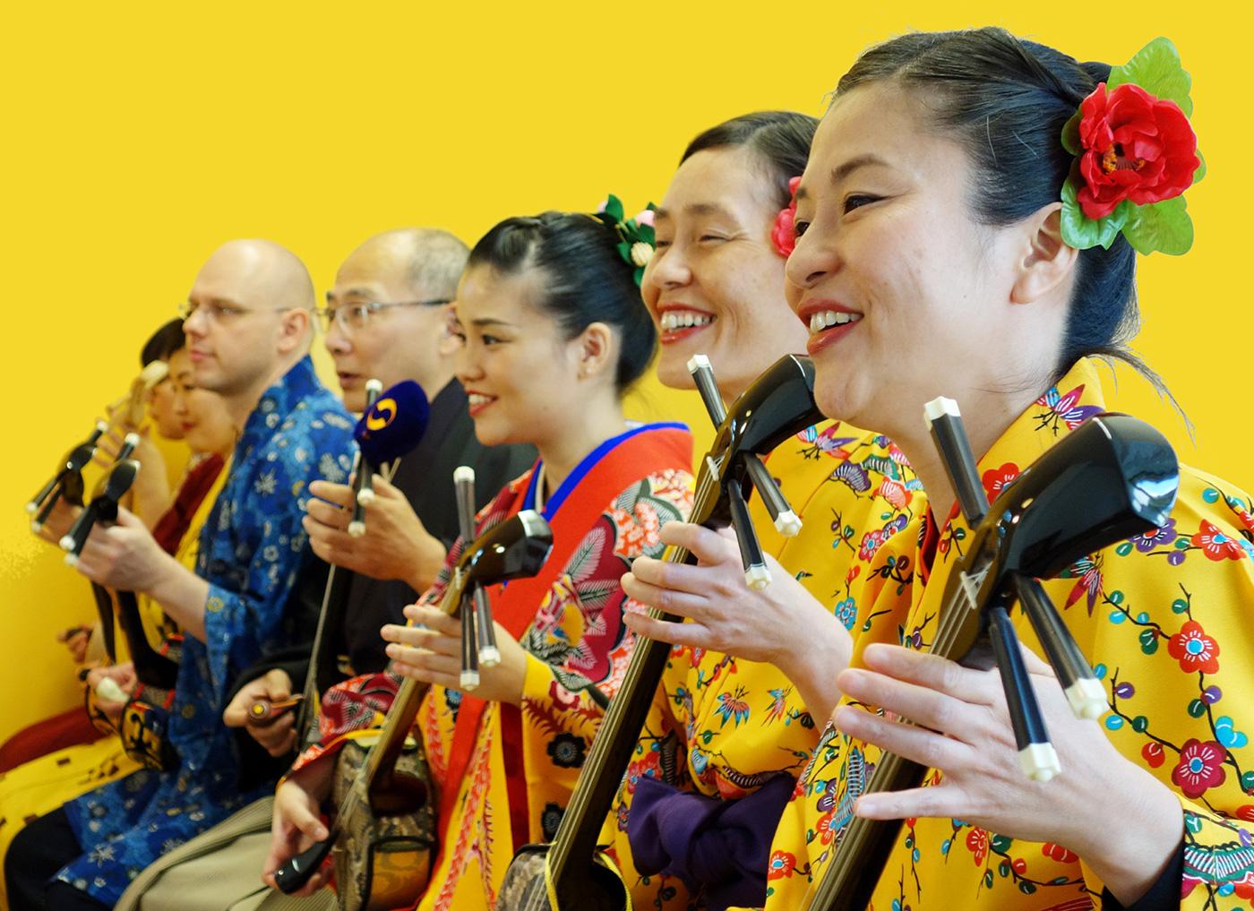 Musik und Tanz aus Okinawa