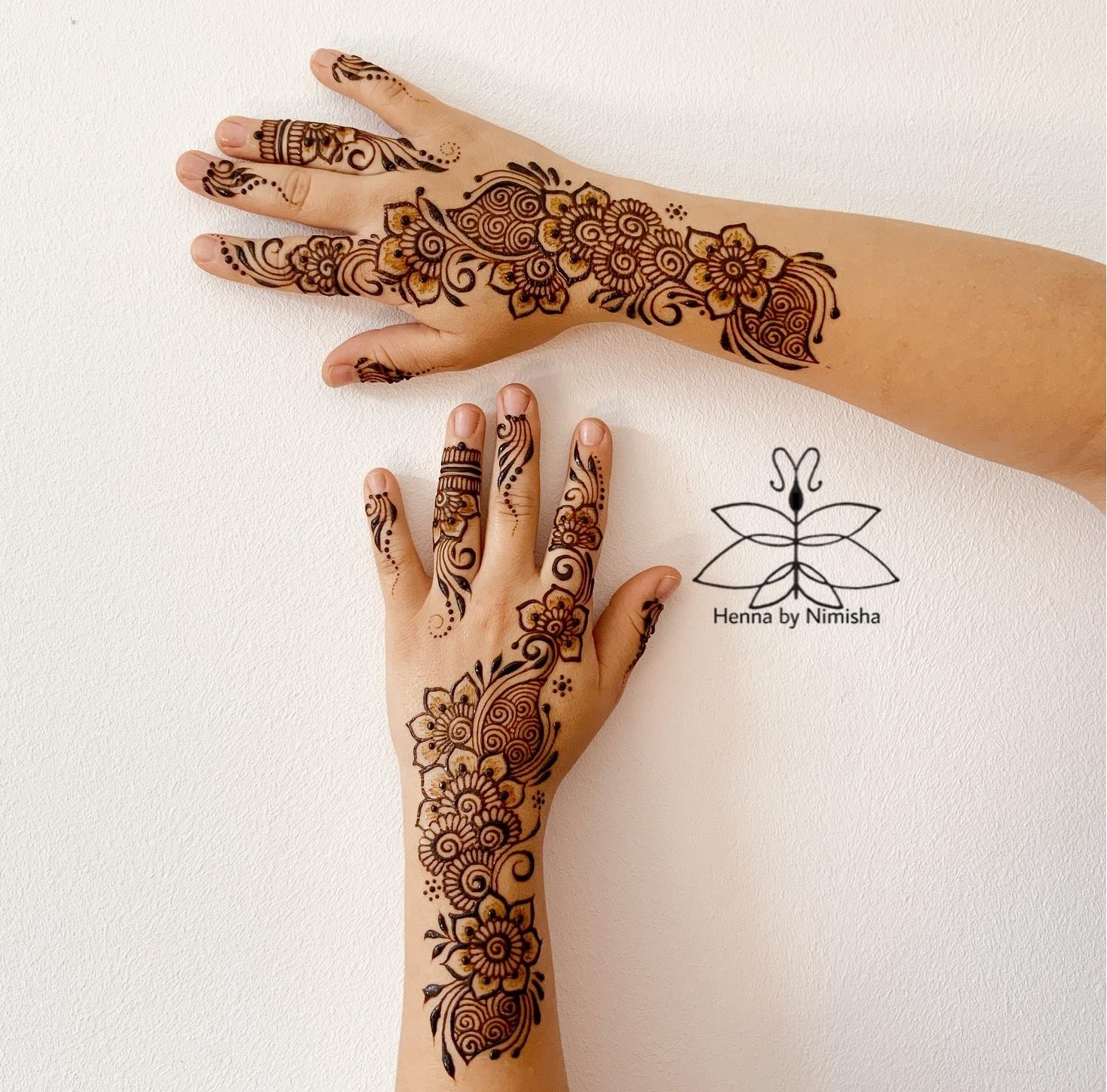 Workshop Henna-Kunst